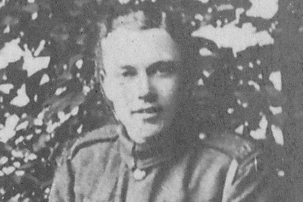 Jocelyn nagyapja, Charles Leonard Sharman